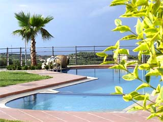 Athina Luxury Villas - Swimming Pool