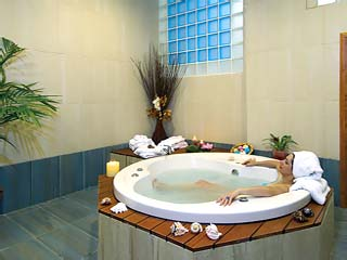Eria Resort (Hotel for disabled persons) - Jacuzzi