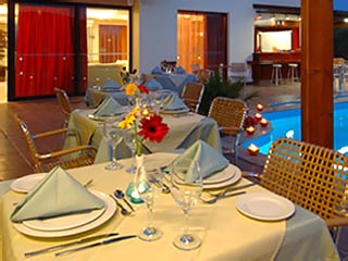 Eria Resort (Hotel for disabled persons) - Restaurant
