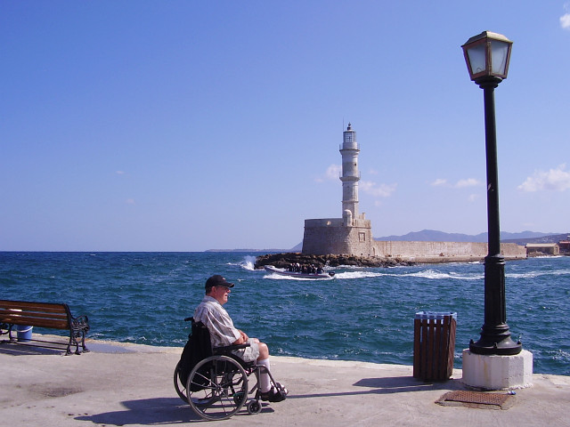 Eria Resort (Hotel for disabled persons) - Port
