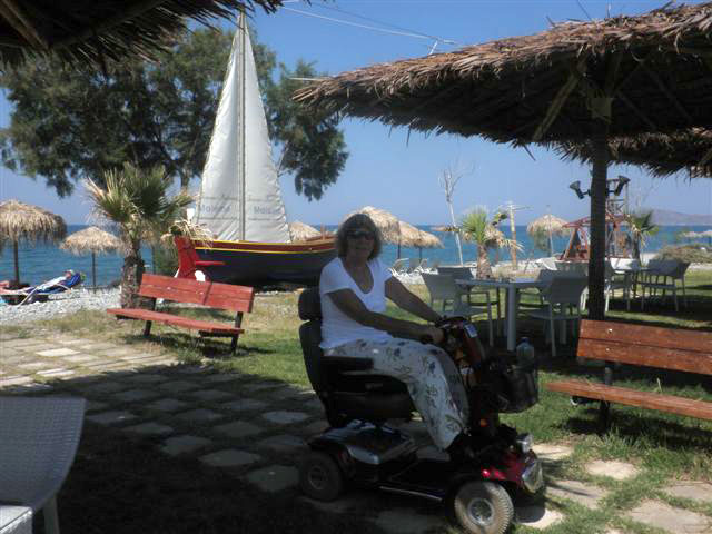 Eria Resort (Hotel for disabled persons) - Garden