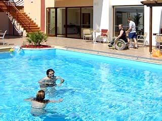 Eria Resort (Hotel for disabled persons) - Swimming Pool