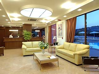 Eria Resort (Hotel for disabled persons) - Reception