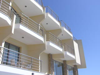 Cabo Verde Hotel - Exterior View