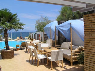 Cabo Verde Hotel - Pool Bar