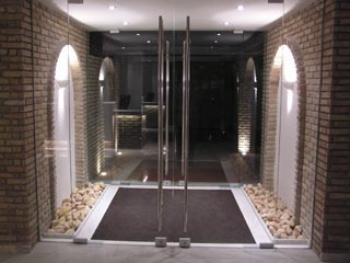 Cabo Verde Hotel - Entrance