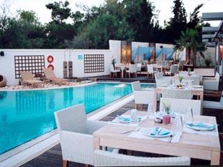 Cabo Verde Hotel - Pool Restaurant