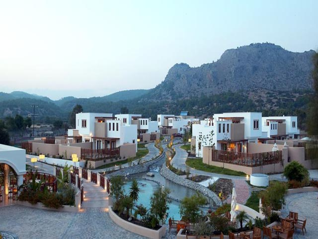 Lindian Village -