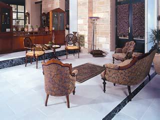 Byzantino Hotel Patra - Reception Lobby