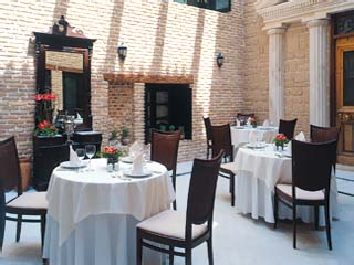 Byzantino Hotel Patra - Restaurant