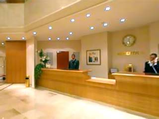 Hazmieh Rotana HotelReception