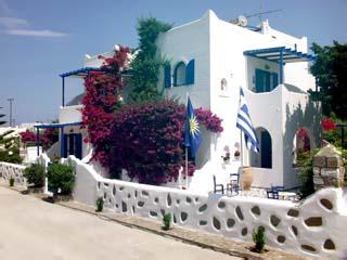 Angie's Studios - Exterior View