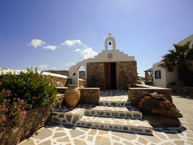 San Giorgio Hotel - Chapel