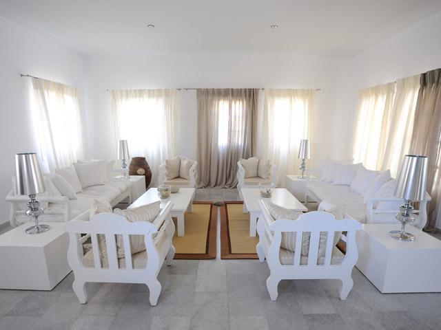 San Giorgio Hotel - Sitting area