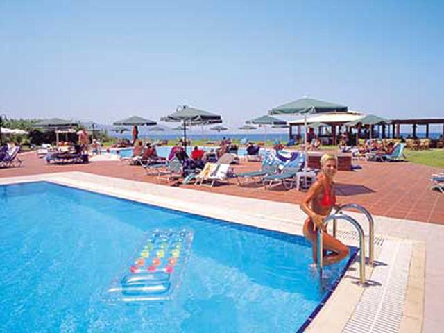 Apladas Beach Resort Hotel -