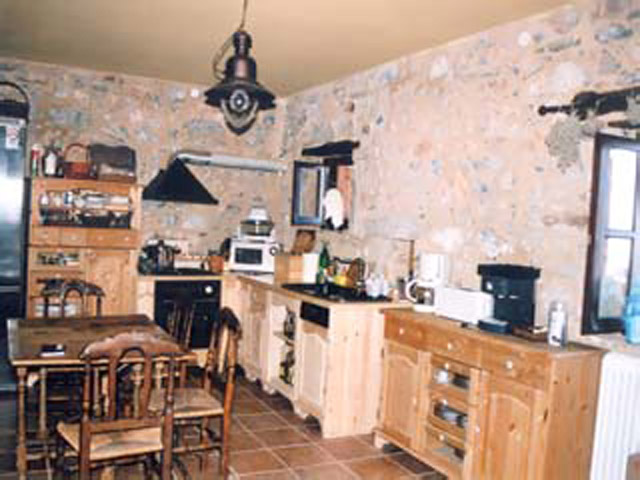Pasiphae Dorovinis Country Houses - Kitchen