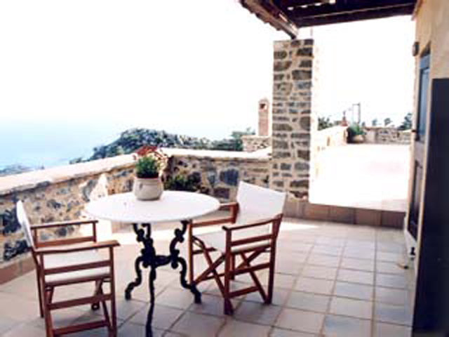 Pasiphae Dorovinis Country Houses - Balcony