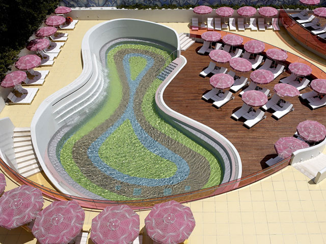 Semiramis Hotel - Swimming Pool
