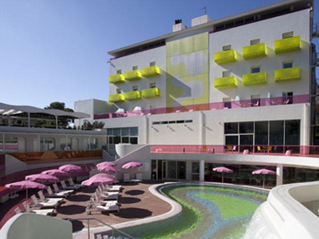 Semiramis Hotel - Exterior View