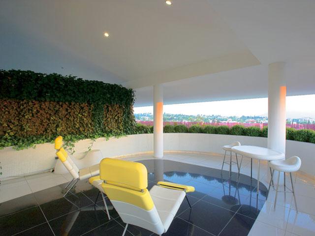 Semiramis Hotel - Balcony View