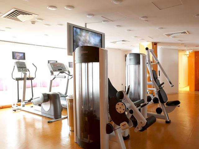 Semiramis Hotel - Gym