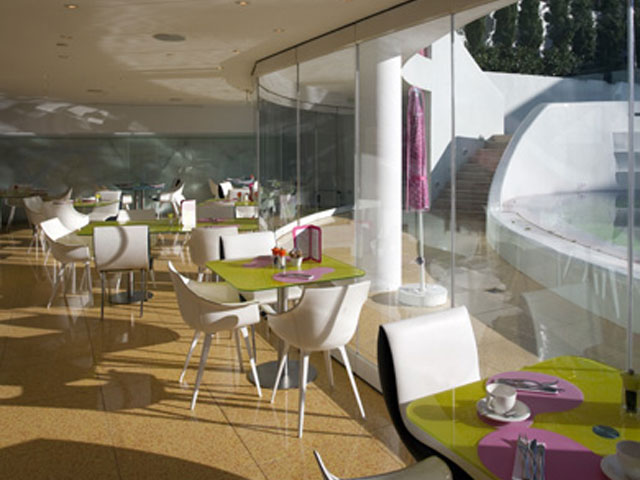 Semiramis Hotel - Cafe Bar
