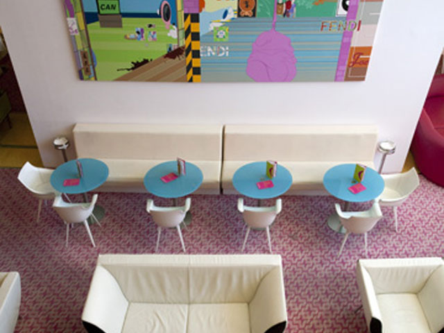 Semiramis Hotel - Cafe
