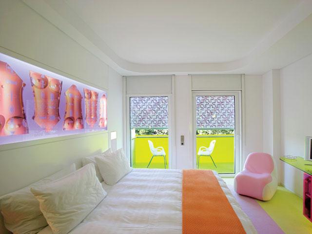 Semiramis Hotel - Bedroom