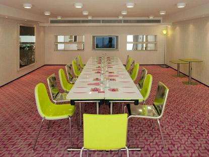 Semiramis Hotel - Vision Meeting Room