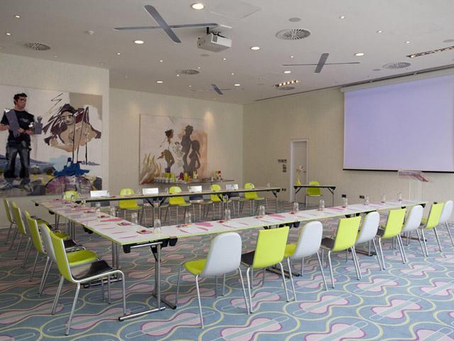 Semiramis Hotel - Omni Meeting Room