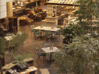 Grand Hyatt DubaiMarket Cafe
