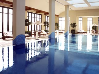 Grand Hyatt DubaiIndoor Swimming Pool