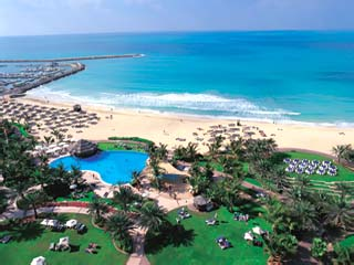 Le Meridien Mina Seyahi Beach Resort and Marina - Book till 15/12/2013 for stay 25-29/01/2014 & Stay 6 Pay 5 nights