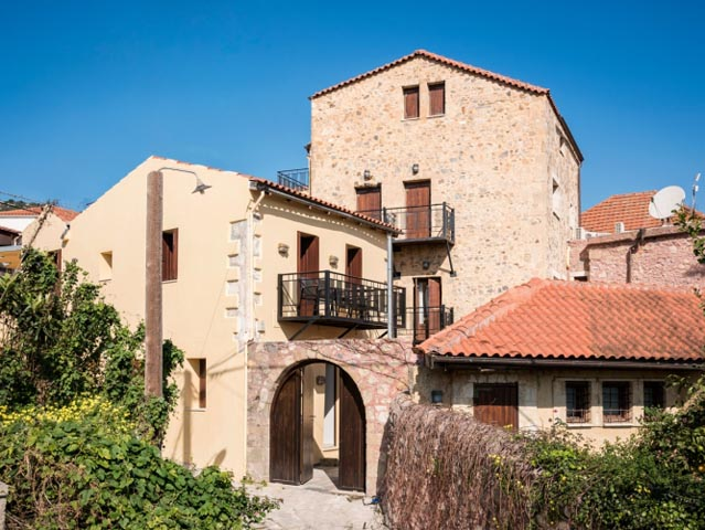Spilia Village Luxury Traditional Hotel -