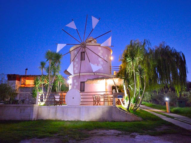 Kissamos Windmills -