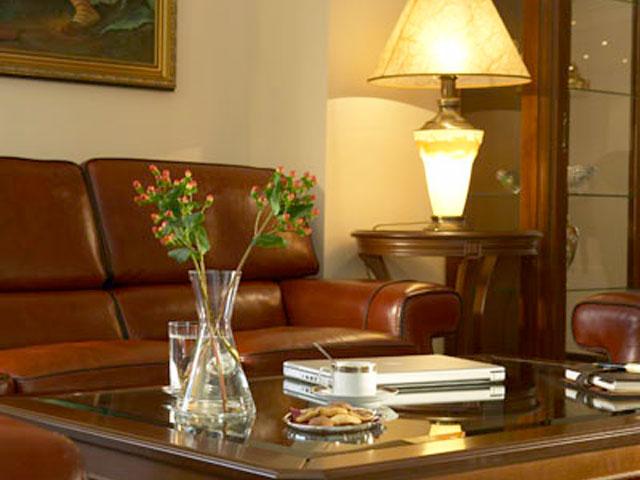 Grand Hotel Palace - Lobby