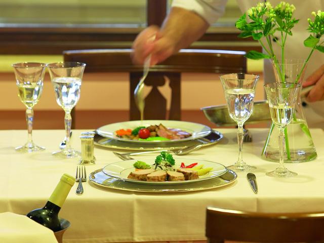 Grand Hotel Palace - Restaurant