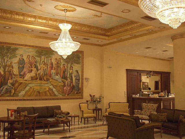 AD Imperial Palace -