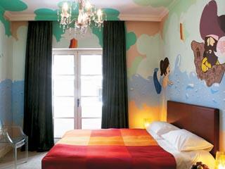 Grecotel Pallas Athena ( Ex Classical Baby Grand) - Graffiti Double Room