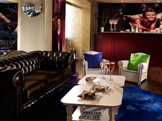 Grecotel Pallas Athena ( Ex Classical Baby Grand) - Moet & Chandon Bar