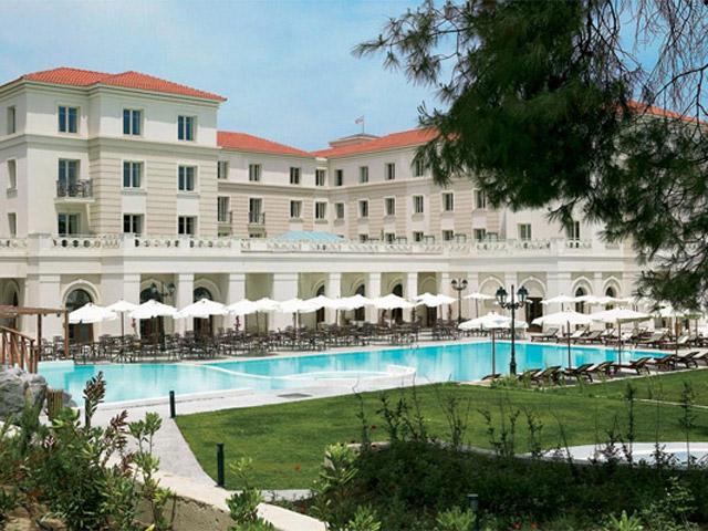 Larissa Imperial - Classical Hotels - Larissa Iperial
