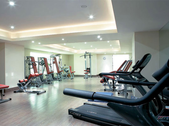 Larissa Imperial - Classical Hotels - Fitness Room