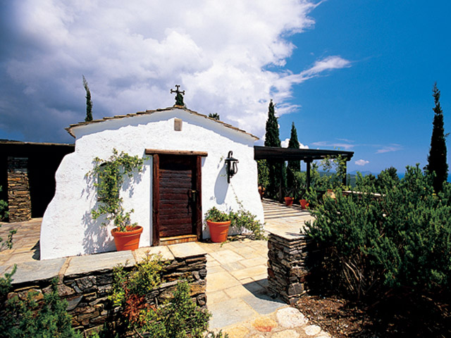 Porto Carras - Villa Galini - Church