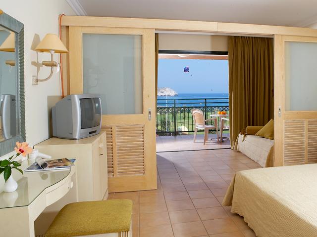 Atlantica Aegean Blue - Family Room