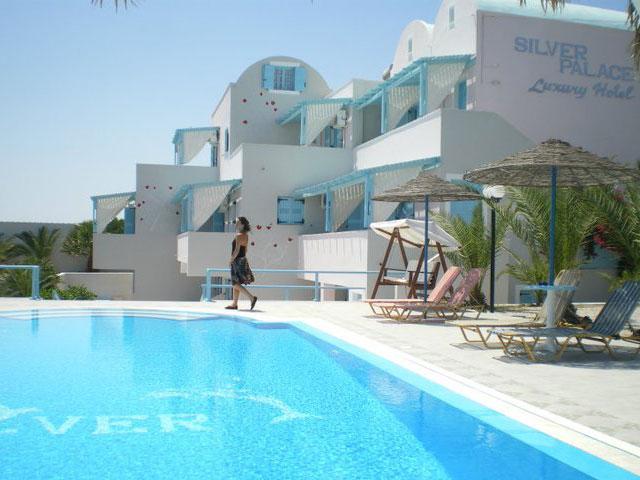 Silver Palace Hotel -