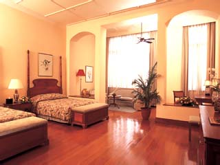 The StrandDeluxe Twin Room