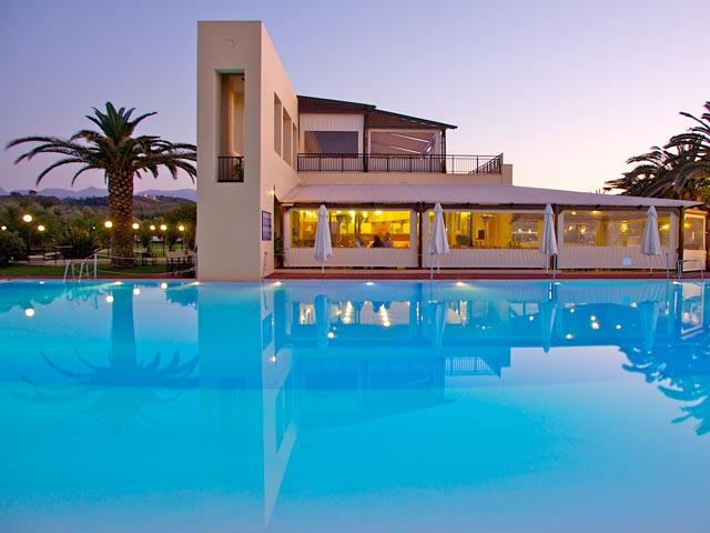 Solimar Aquamarine hotel -