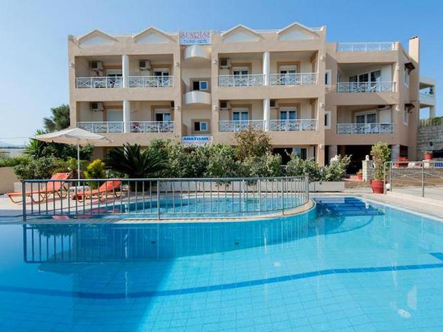 Sunrise Hotel Apts -