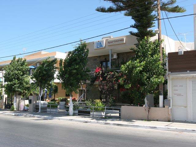 Lia Apartments -
