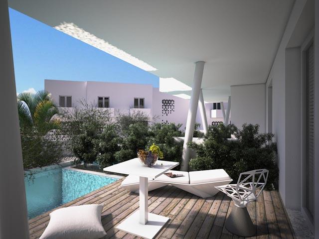 Mykonos Palace Beach Hotel -